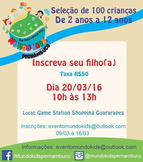 Mundo Kids Pernambuco
