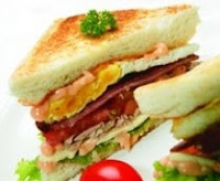 Resep Sandwich Tuna Mayonaise