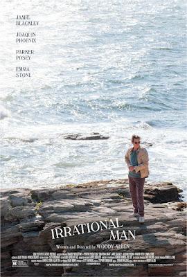 Irrational Man Poster