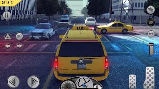 Taxi Driver Apk MOD Money