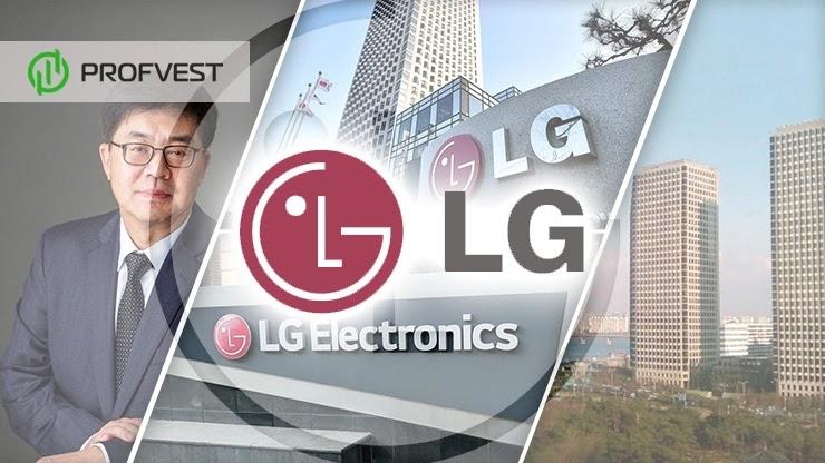 Компания LG история развития технологического гиганта