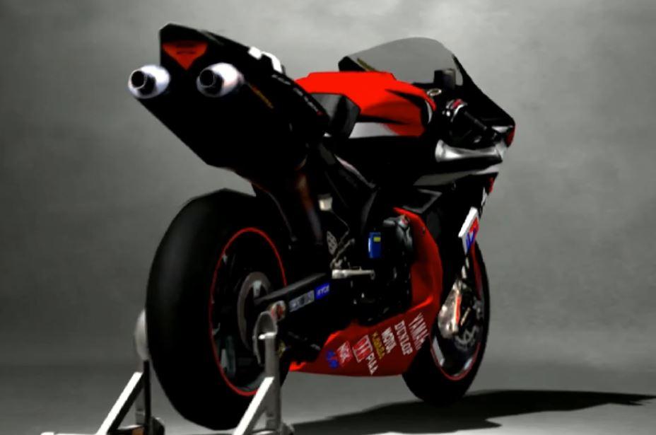 YSP&PRESTO Racing YZF R1 Suzuka 8H 2005