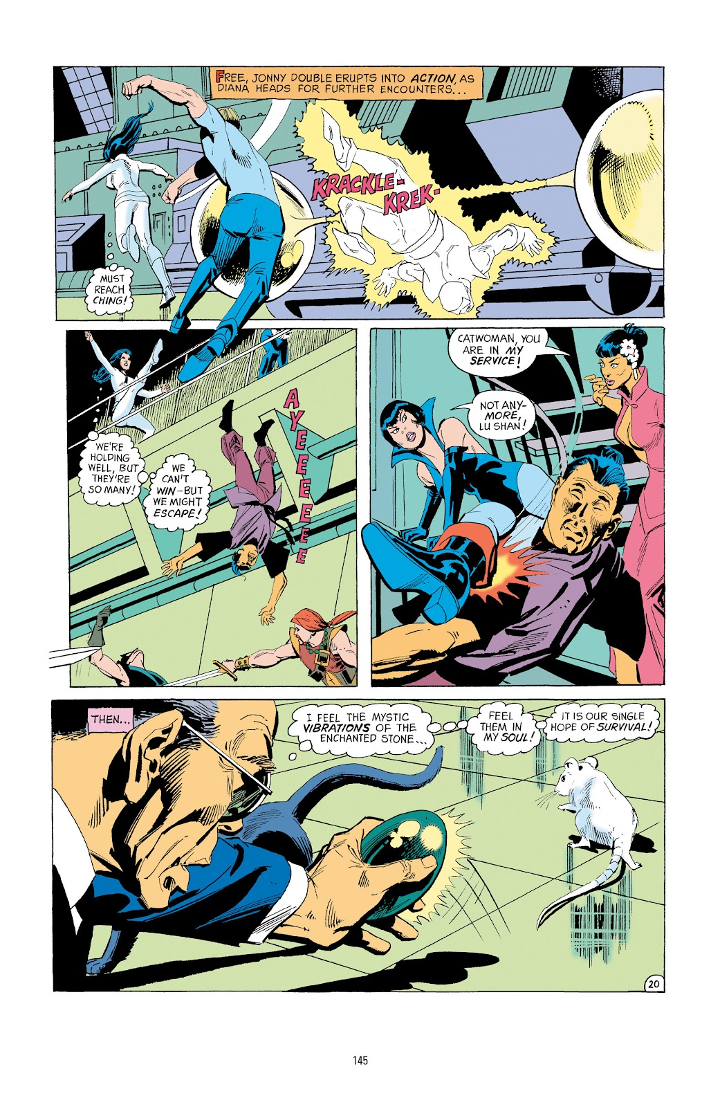 Read online Catwoman: A Celebration of 75 Years comic -  Issue # TPB (Part 2) - 46