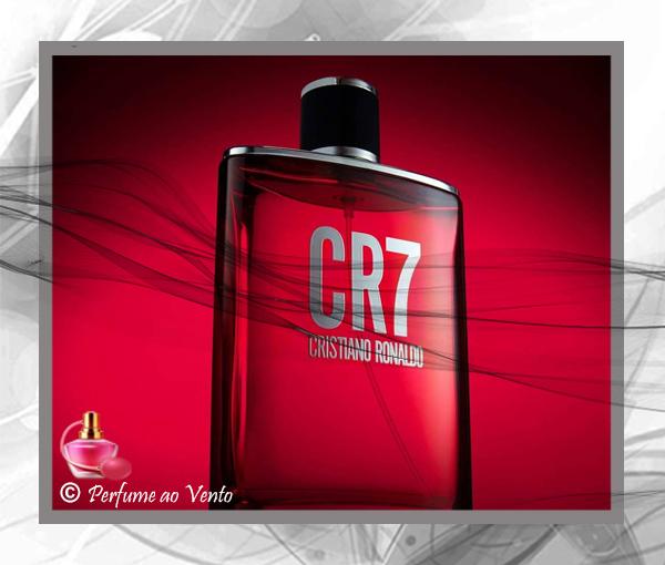 Perfume ao Vento - Perfume CR7 Cristiano Ronaldo