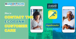 Contact Ecobank Custumer Care