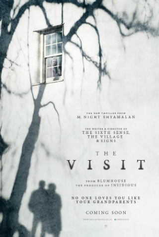 The Visit [2015] [DVDR] [NTSC] [Latino]