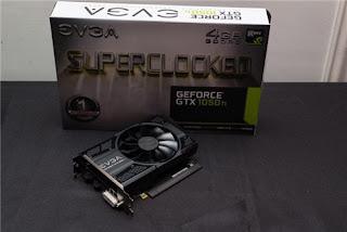 GPU nVidia GTX 1050 Ti và GTX 1050