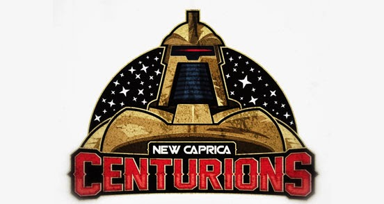 Perbedaan Logo Kompleks dan Logo Sederhana -  New caprica Centurions