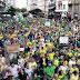 Atos a favor da Lava Jato registrados em várias cidades do Brasil