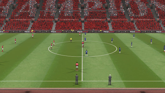 PES 2019 Turf For PES 2013 - New HD Pitch