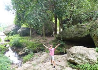 Cascada Huay Kaew. Chiang Mai.