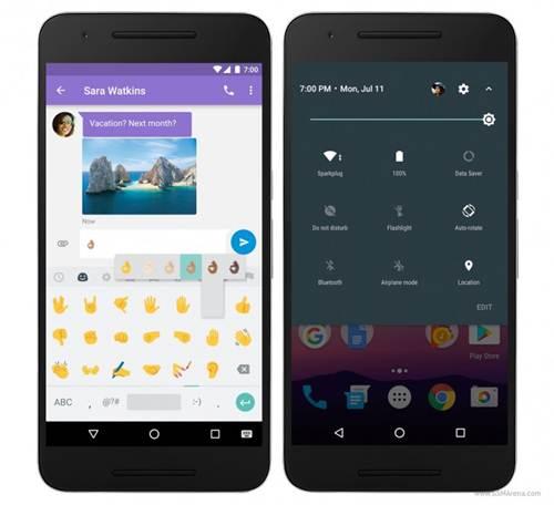 Akhirnya Android 7.0 Nougat Di Rilis