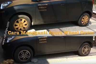 Cara Memasang dan Modifikasi Tutup Velg Mobil dengan Mudah dan Cepat
