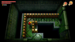 chamber dungeon room with the Eagle's Tower bridge on the hollow third floor