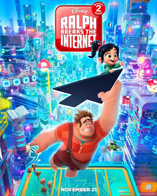 Download Ralph Breaks the Internet : Wreck it Ralph 2 (2018)