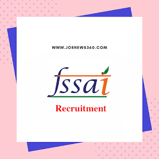 FSSAI Recruitment 2019 in various posts (275 Vacancies)