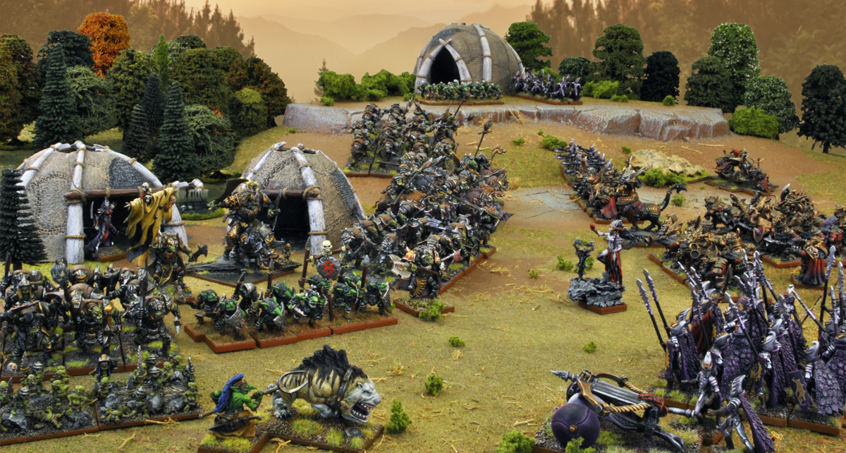 Warhammer Fantasy Battles Alternatives | Polyhedron Collider