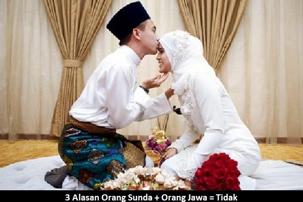 3 Alasan Kenapa Orang Sunda + Jawa = Tidak Boleh