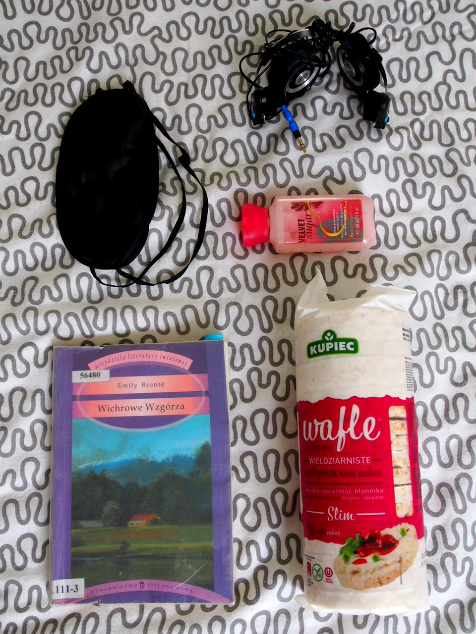 My 5 Travel Essentials.