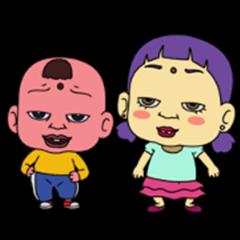 Boneka Jalanan - Animated Fun Pack 3
