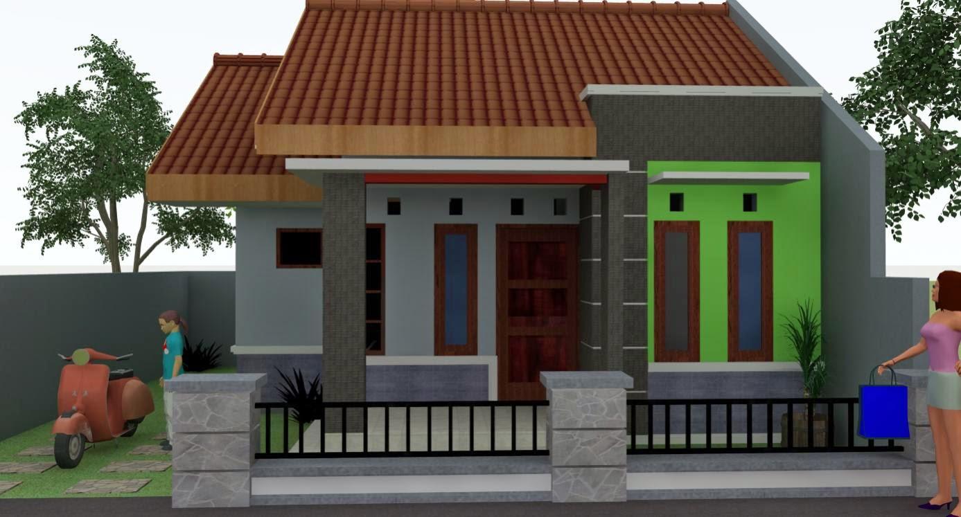 Ukuran Ruangan Yang Tepat Untuk Gambar Rumah Sederhana