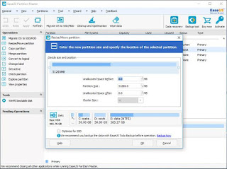 EaseUSPartition Master  11.5 Free download