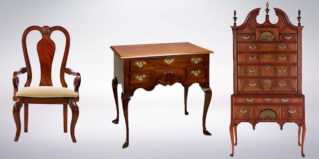 Queen Anne Style Furniture
