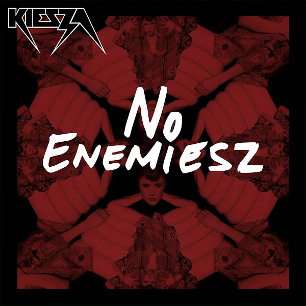 Kiesza - No Enemiesz - Single Cover