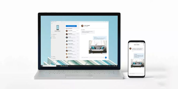 'Your Phone' for Windows 10 lets you mirror your phone to your PC