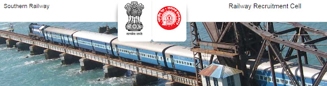 RRC Southern Railway Recruitment