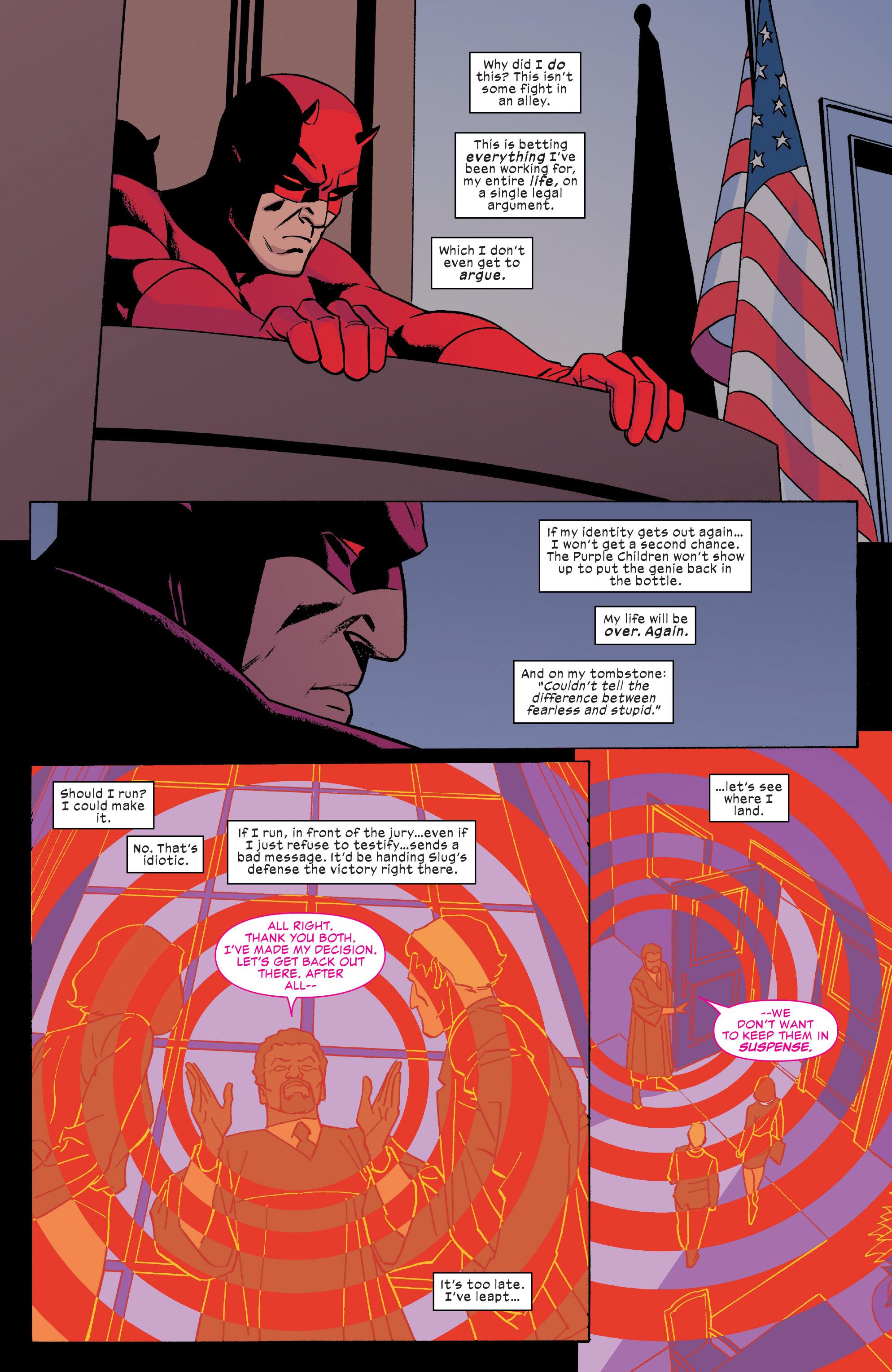 Read online Daredevil (2016) comic -  Issue #22 - 10