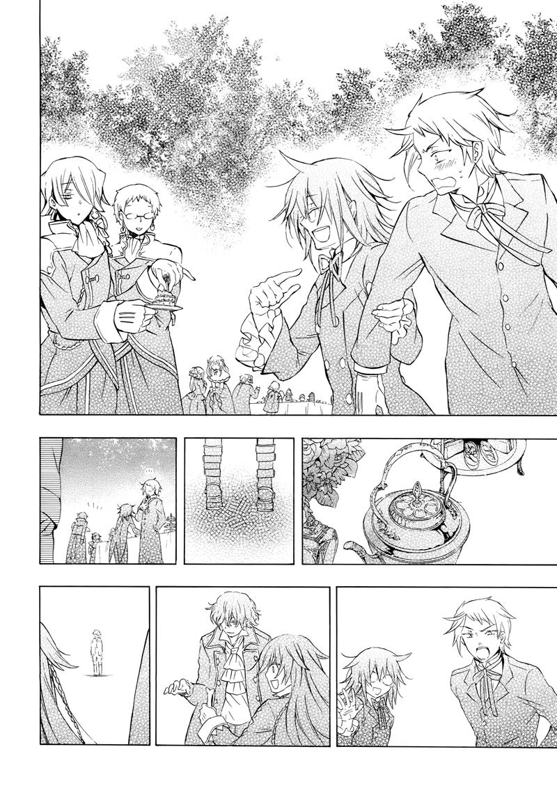 Pandora Hearts chương 082 - retrace: lxxxii wish trang 40