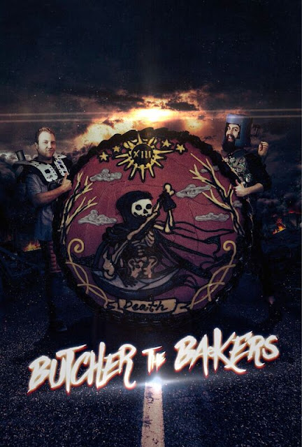 Butcher The Bakers Poster