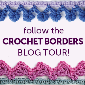 Every Which Way Crochet Borders Blog Tour (Edie Eckman)