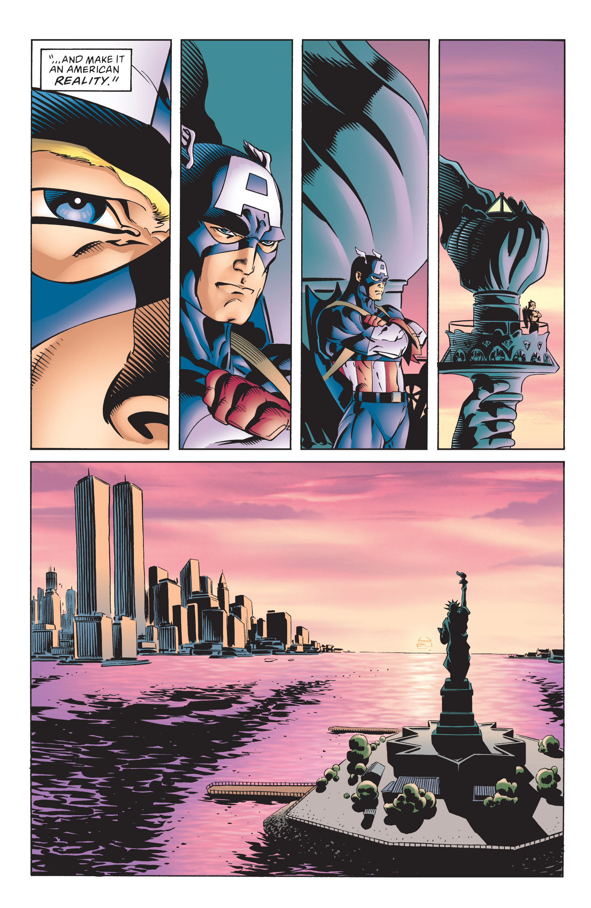 Captain America (1998) Issue #7 #10 - English 21