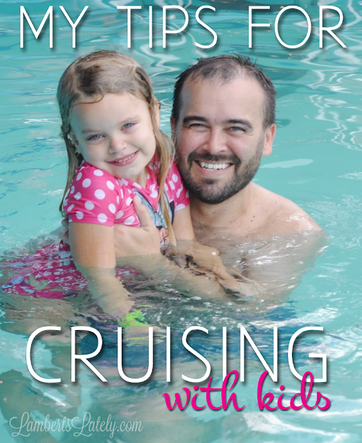 Great tips for cruising with babies and small kids!  This blogger lists her tips and tricks, as well as her favorite events on a Carnival cruise.