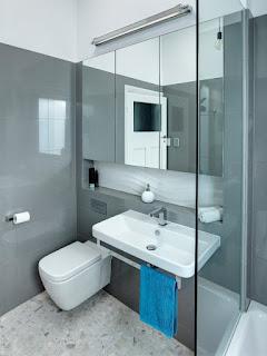 decorar baño muy pequeño