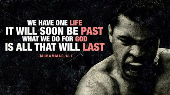 Best Muhammad Ali Quotes. I Hated Every Minute Of Training, But I Said,  U0027Donu0027t Quit. Suffer Now And Live The Rest Of Your Life As A Champion.u0027