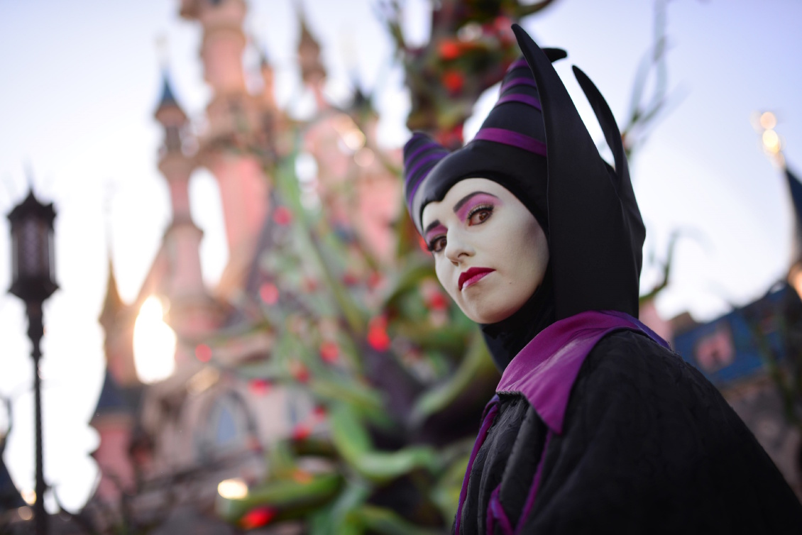 Disneyland Paris - Halloween Festival und Halloween Party 2019 - Maleficent