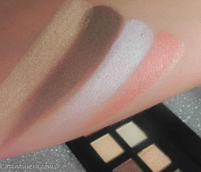 paleta harvest moon swatches 02