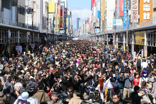 Osaka Nippombashi Street Festa 2017