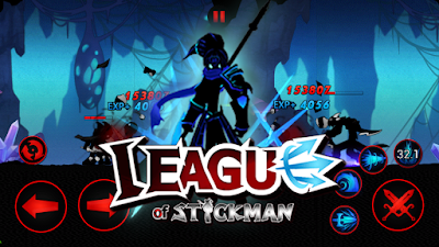 League of Stickman v2.3.2 Terbaru MOD APK