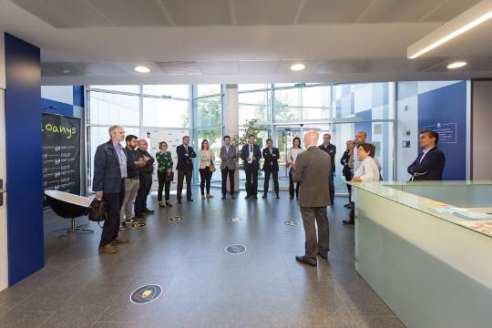 La UJI apuesta por potenciar Espaitec como connector de innovación, que genera ya 13 millones de euros