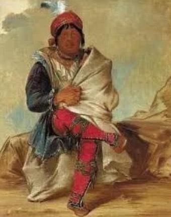 Rupanya Red Indian Adalah Suku Kaum Yang Kebanyakannya Beragama Islam
