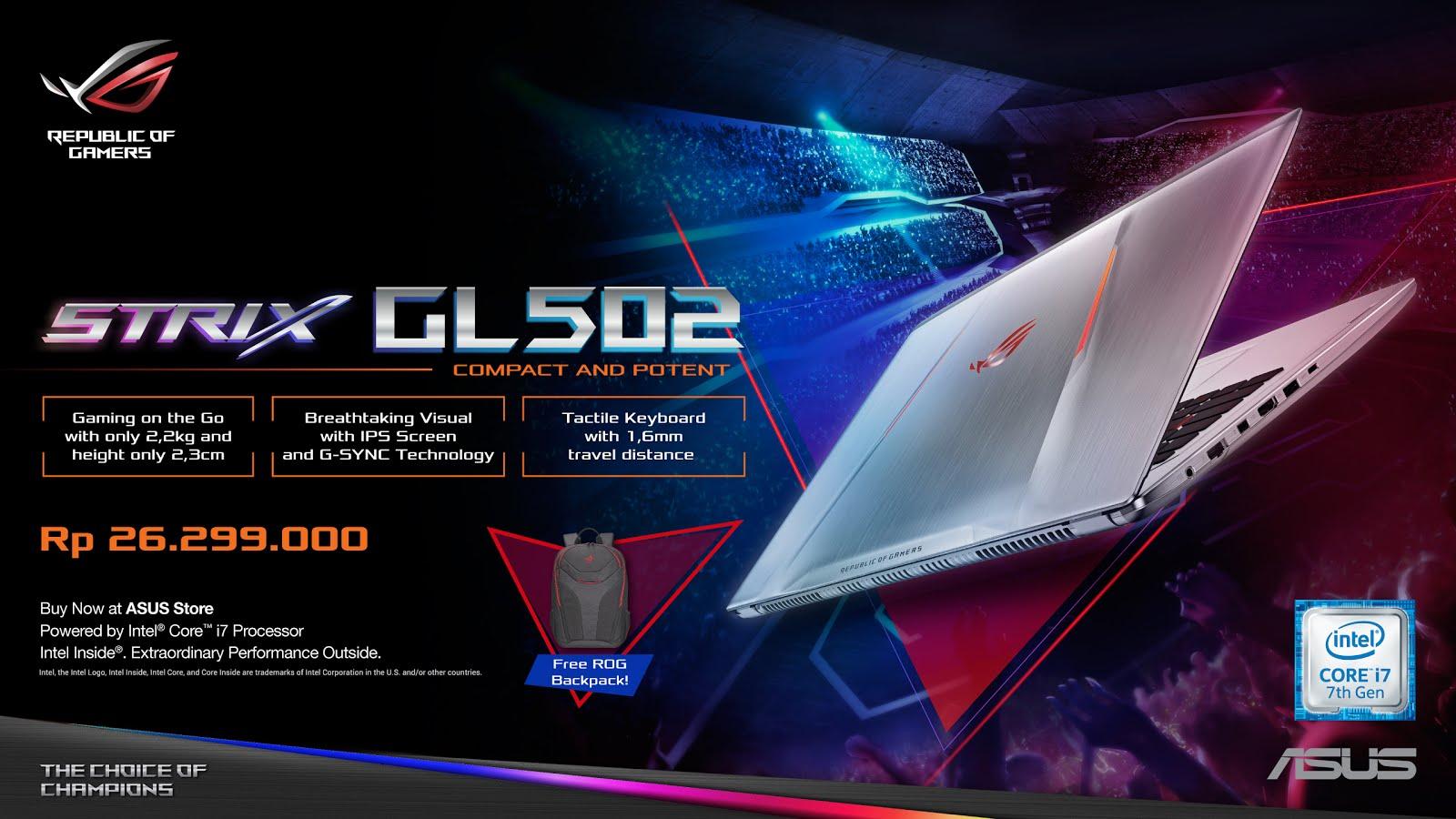 Drivers ASUS ROG GX800VH Smart Gesture