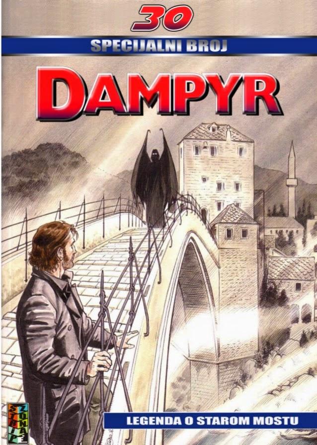 Legenda o starom mostu - Special - Dampyr