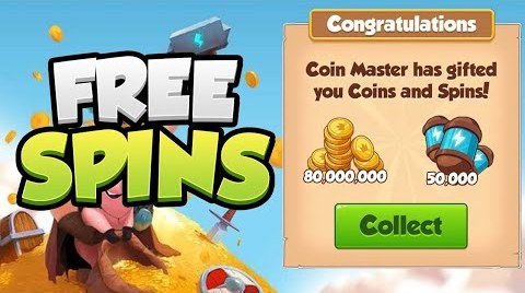 Coin Master Free Coin & Spins