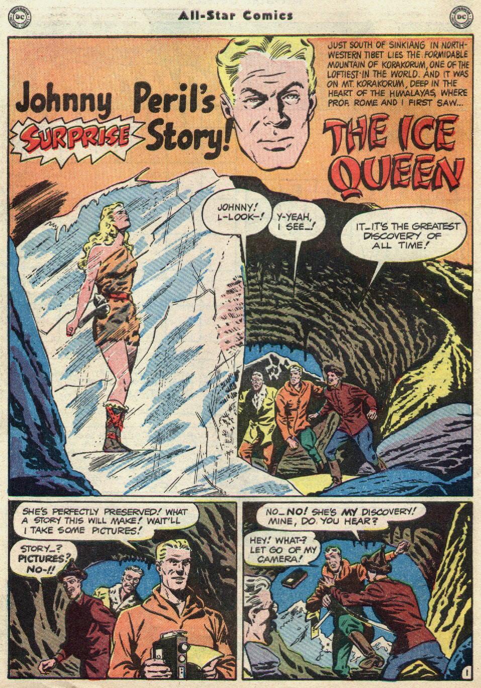 Read online All-Star Comics comic -  Issue #51 - 44