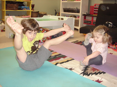 the domestic yogi kids yoga series butterfly life cycle