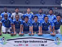 Persib Kian Aman di Puncak Klasemen Usai Bali United vs Barito Imbang